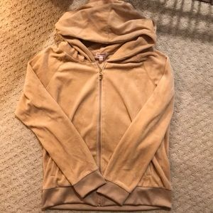 Juicy track zip up jacket